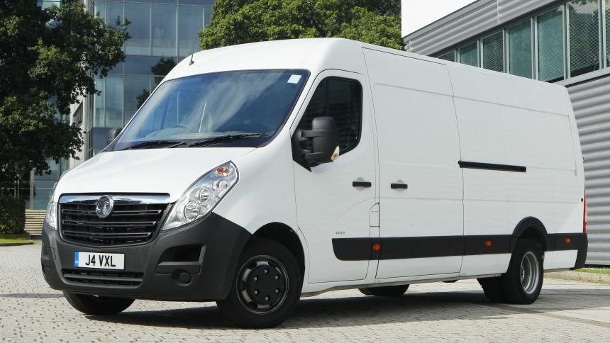 Buy Used Vans